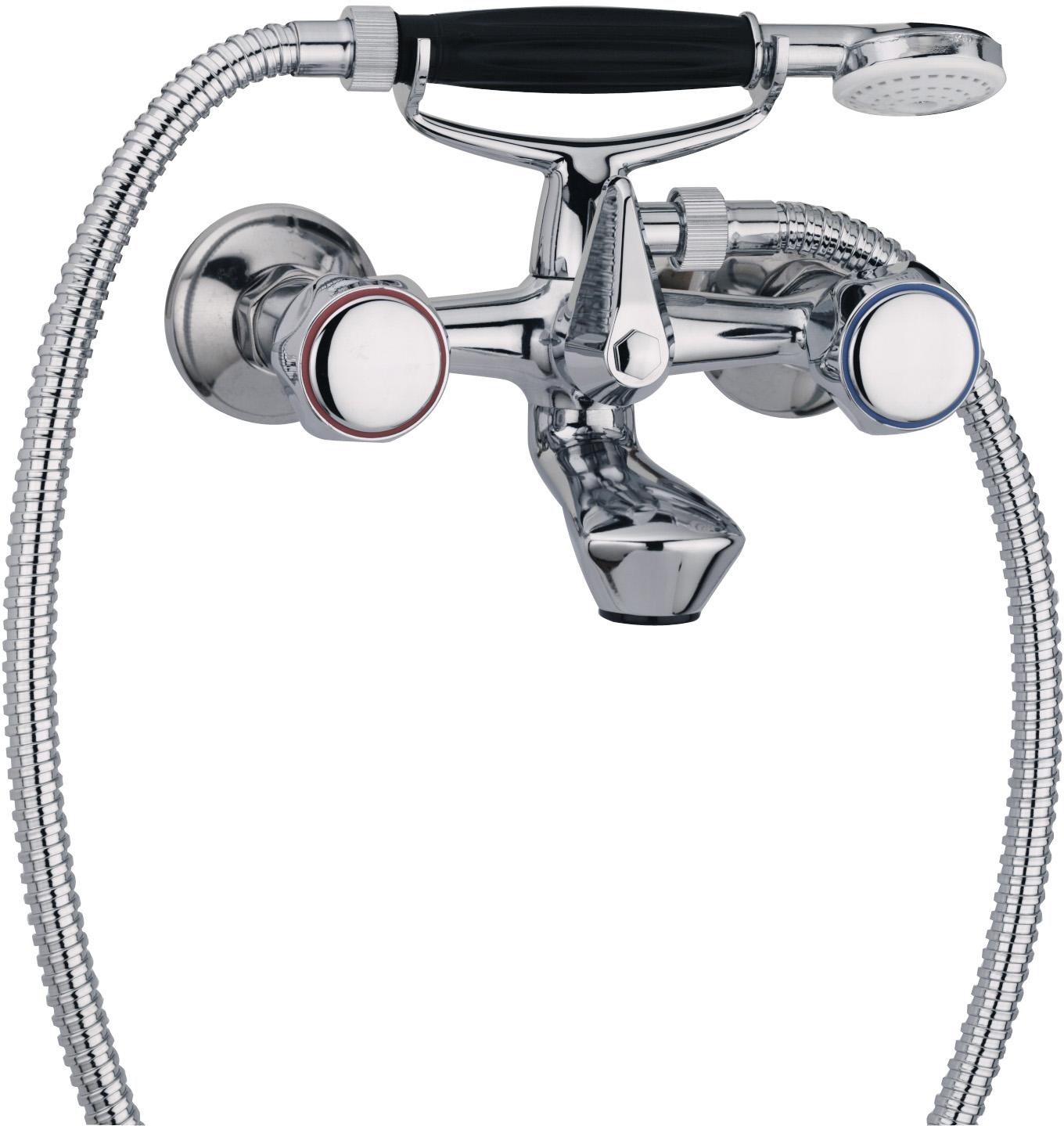 Gamma rubinetteria tradizionale da bagno